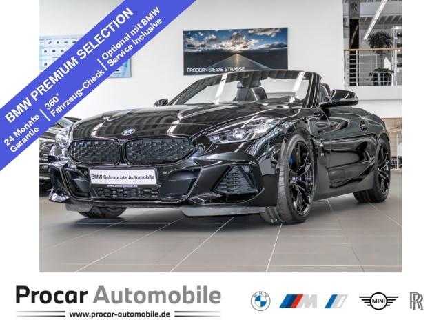 BMW Z4 M40i Roadster Head-Up DAB H/K ACC Komfortzg., Jahr 2019, Benzin