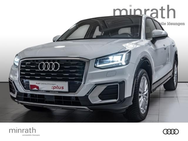 Audi Q2 design 1.4 TFSI Leder LED Navi Keyless Rückfahrkam. Panorama PDC, Jahr 2018, Benzin