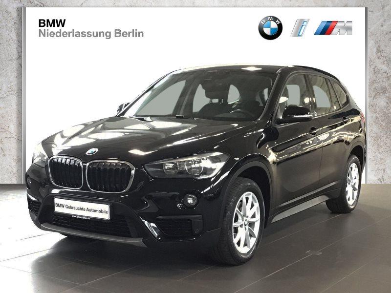 BMW X1 sDrive18d EU6 Aut. Navi Klimaaut. Parkassist., Jahr 2016, Diesel