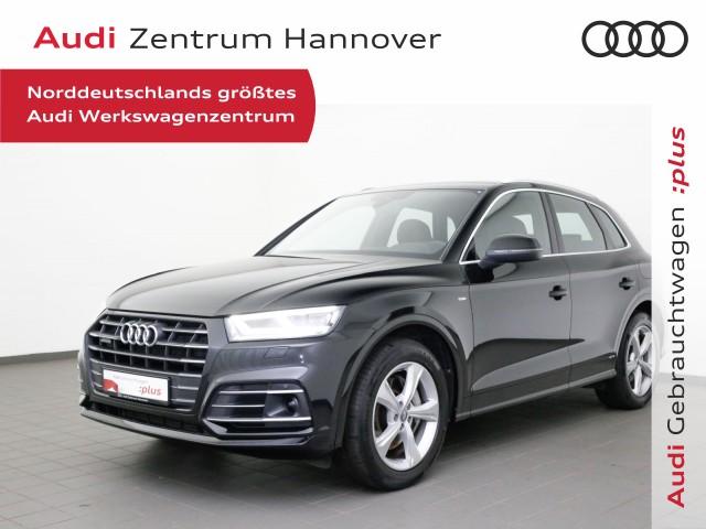 Audi Q5 55 TFSI e qu. S-line, Matrix, AHK, virtual, Alcant., Keyless, ACC, Jahr 2020, Hybrid