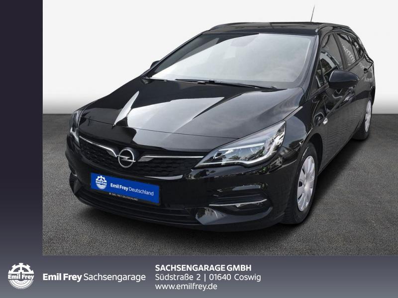 Opel Astra 1.5 D ST Business Edition, Jahr 2019, Diesel