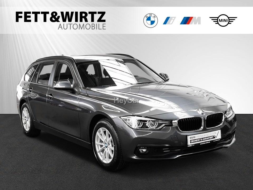 BMW 316d Touring Adv. Leas. ab 223,- br. o. Anz., Jahr 2020, Diesel