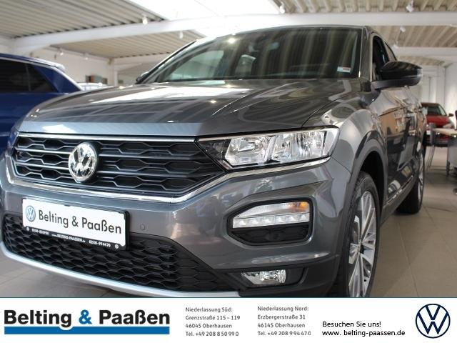 Volkswagen T-Roc 'UNITED' 1.0 l TSI OPF 85 kW NAVI ACC, Jahr 2020, Benzin