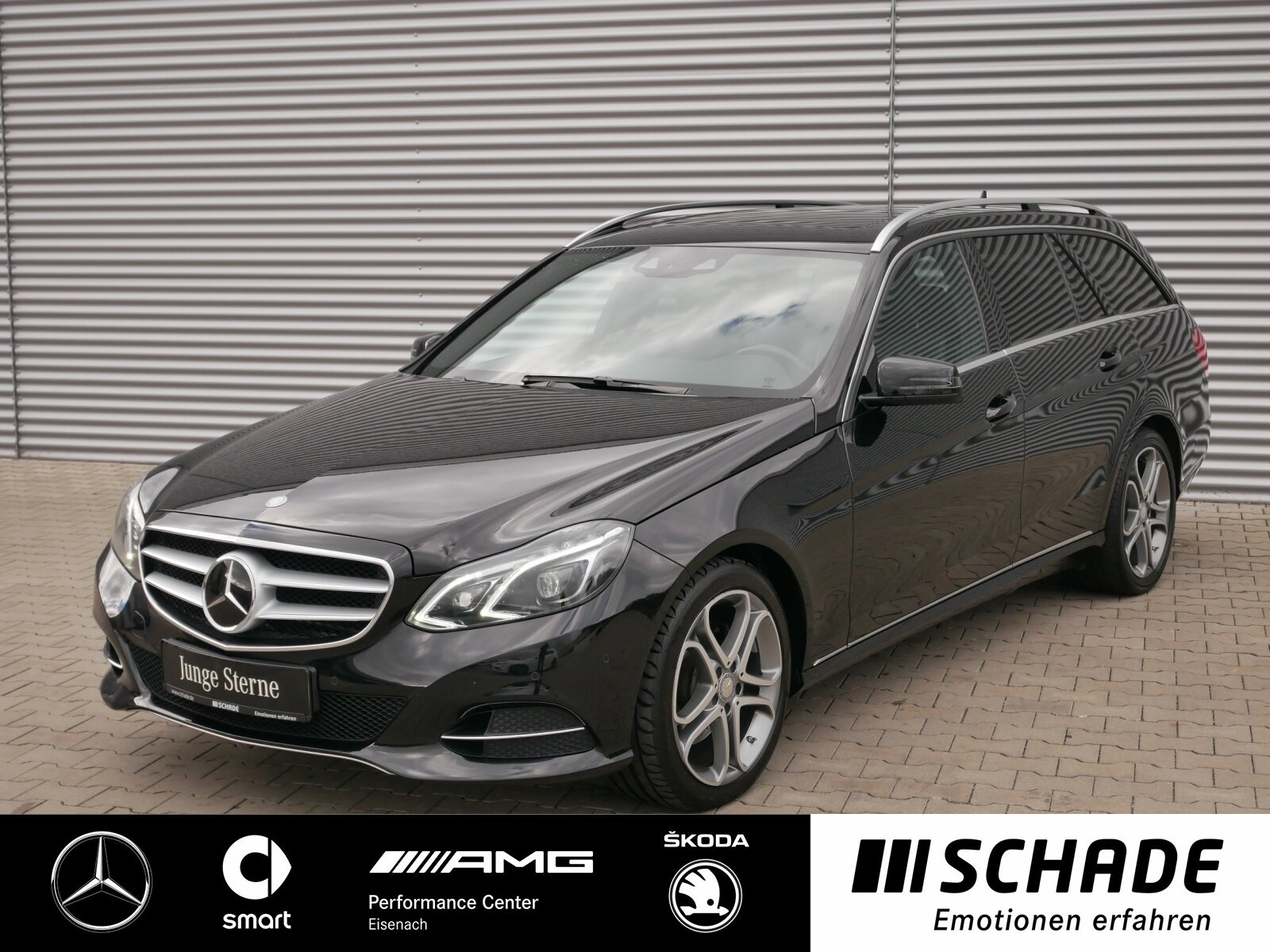 Mercedes-Benz E 300 T BT Elegance Comand*Distronic*Sport Paket, Jahr 2014, Diesel