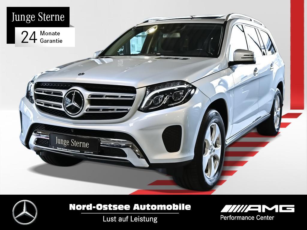 Mercedes-Benz GLS 350 d 4M Comand LED Standhzg SHD Distro 360°, Jahr 2017, Diesel