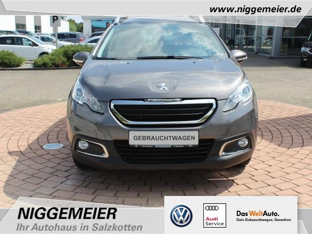 Peugeot 2008 120VTI Active TEMPOMAT, KLIMA, BLUETOOTH, Jahr 2014, Benzin