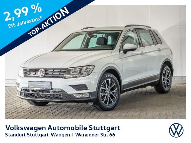 Volkswagen Tiguan 1.4 TSI Comfortline Navi Sitzheizung Einparkhilfe, Jahr 2016, Benzin