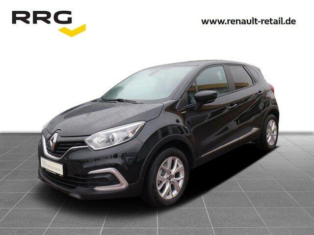 Renault Captur TCe 130 Limited 0,99% Finanzierung!!!, Jahr 2019, Benzin