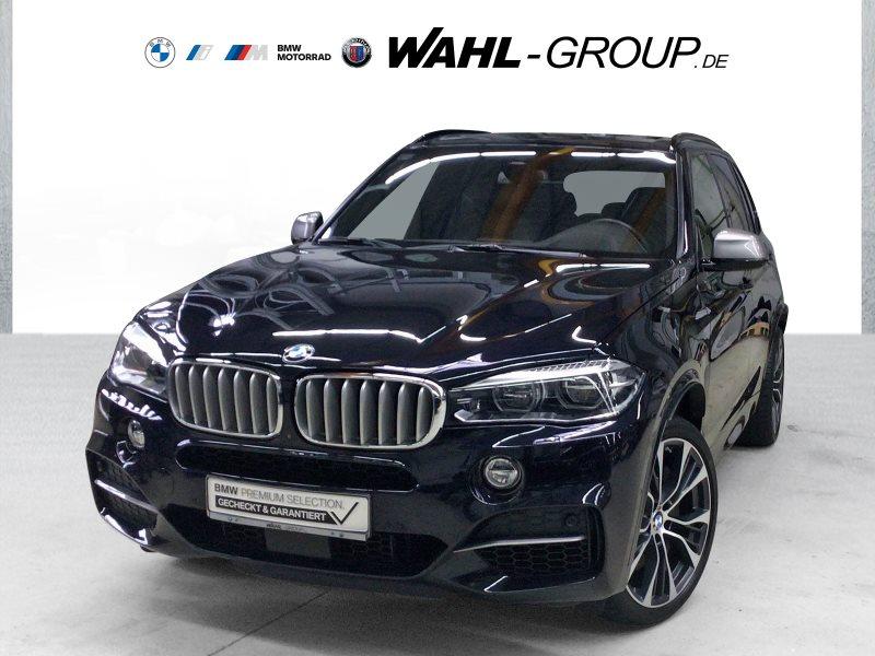 BMW X5 M50d M Sportpaket Head-Up HK HiFi DAB LED, Jahr 2017, Diesel