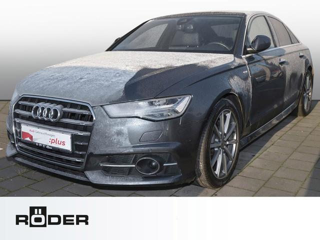 Audi A6 Limousine 2.0 TDI quattro S-line LED Kamera Navi Standhzg., Jahr 2017, Diesel