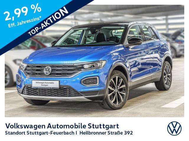 Volkswagen T-ROC 1.5 TSI Navi, Jahr 2018, Benzin