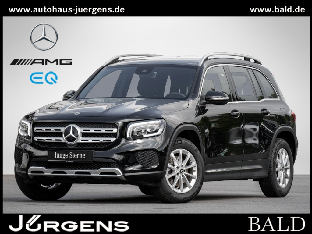 Mercedes-Benz GLB 200 Progressive/Navi-Prem/LED/Park-Assist/17, Jahr 2020, Benzin