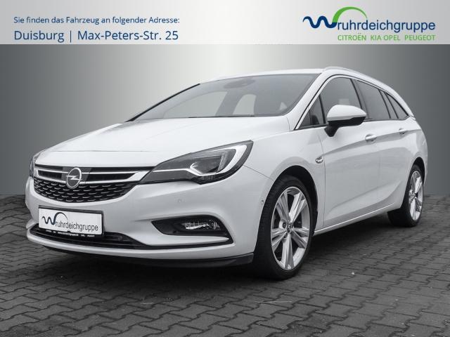 Opel Astra K Sports Tourer Ultimate Start Stop 1.6 CDTI Navi Keyless Massagesitze, Jahr 2017, Diesel