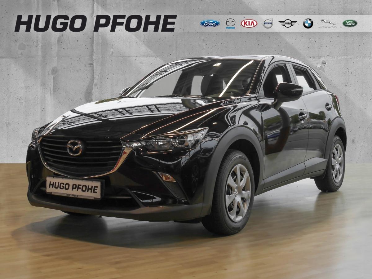 Mazda CX-3 Prime-Line Skyactiv-G 120 FWD, Jahr 2019, Benzin