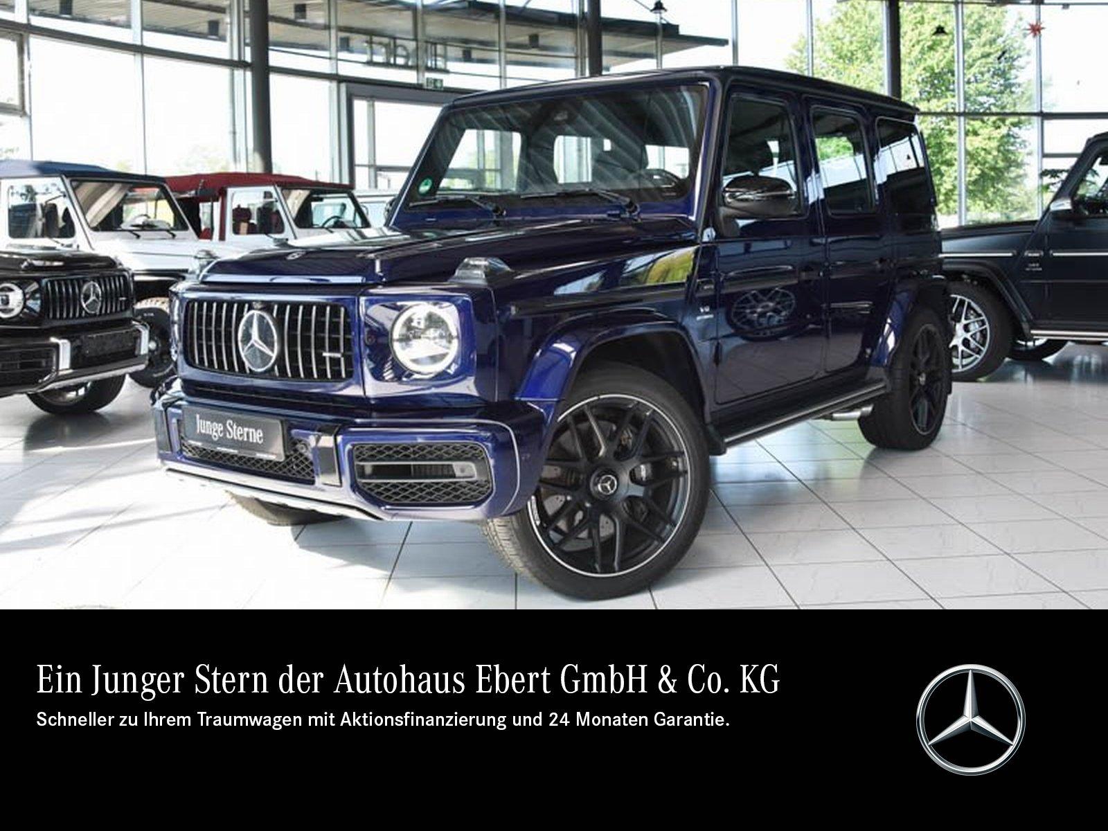 Mercedes-Benz G 63 AMG finanzieren