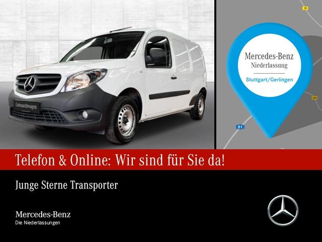 Mercedes-Benz Citan 109 CDI Kasten Extralang Audio Klima EU 6, Jahr 2017, Diesel