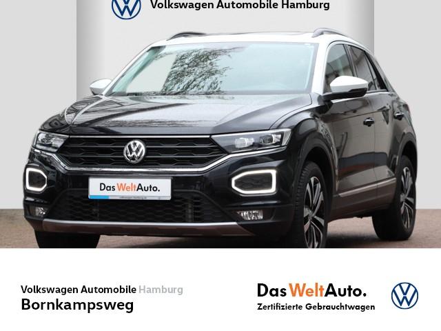 Volkswagen T-Roc 1.5 TSI IQ.DRIVE NAVI/LED/PANO, Jahr 2020, Benzin