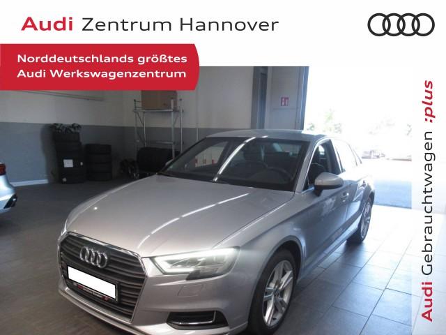 Audi A3 Limousine 1.0 TFSI Design, LED, Teilleder, AHK, Navi, Keyless, Jahr 2017, Benzin