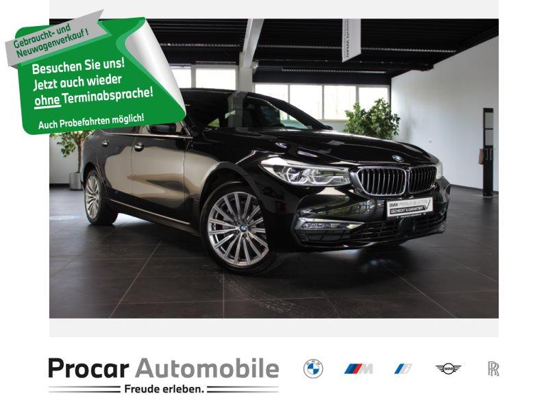 BMW 630d xDrive Gran Tourismo+Luxury Line+Headup+Pano, Jahr 2018, Diesel