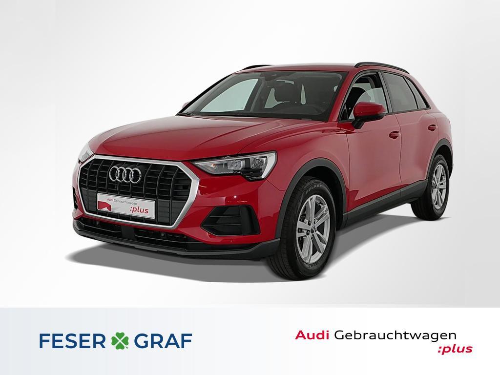 Audi Q3 35 TFSI Navi plus/DAB/Virtual Cockpit/LM 17, Jahr 2020, Benzin