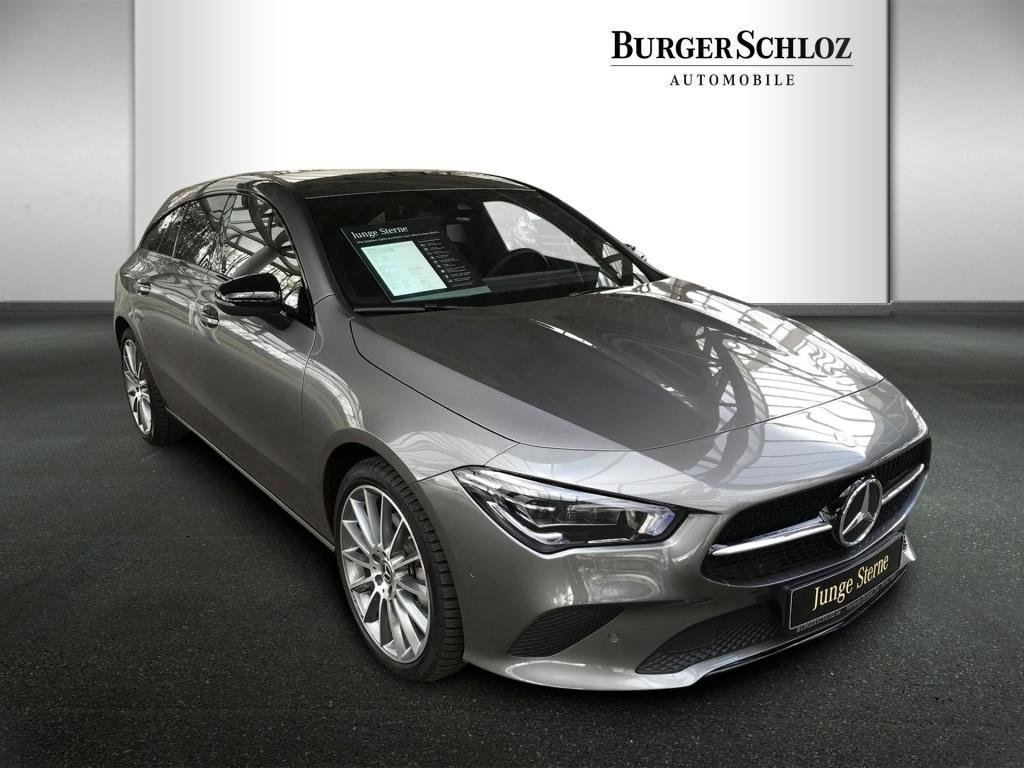 Mercedes-Benz CLA 220 Shooting Brake Night/LED/Kamera/PDC, Jahr 2019, Benzin