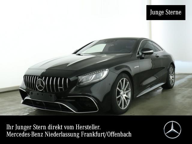 Mercedes-Benz S 63 4MATIC Coupé Sportpaket Bluetooth Navi LED, Jahr 2020, Benzin