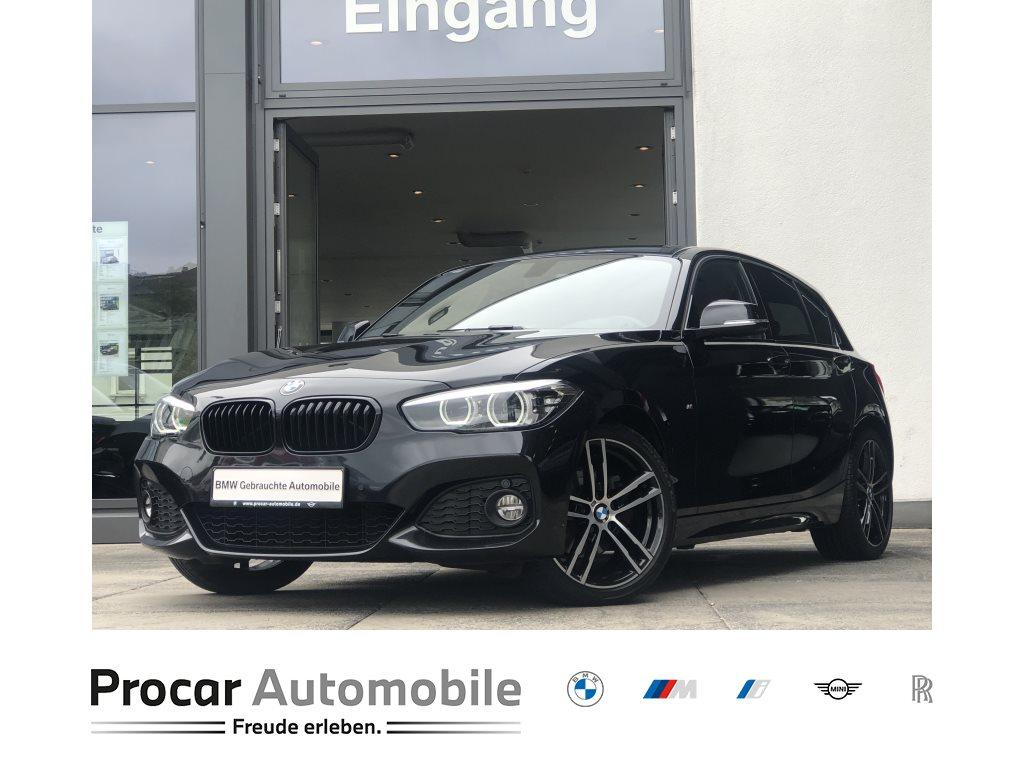 BMW 120i Edition M Sport Navi LED RFK H/K DAB, Jahr 2018, Benzin