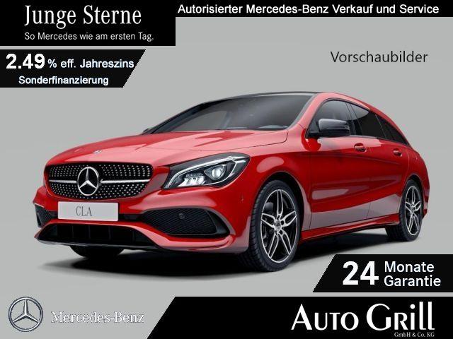 Mercedes-Benz CLA 250 4MATIC SB AMGNight PanoDa elHeckkl LED, Jahr 2017, Benzin