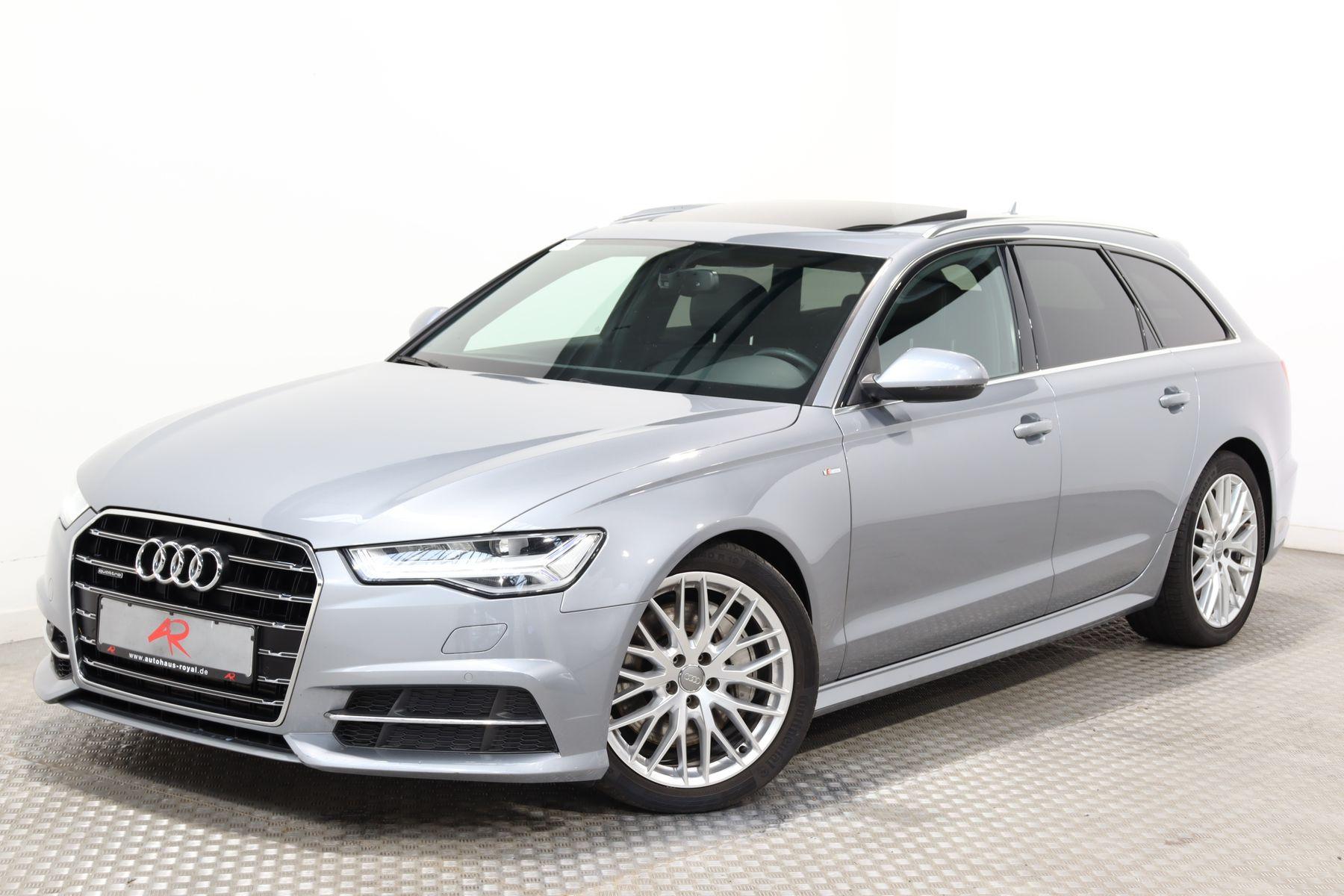 Audi A6 Avant 3.0 TDI qu 3x S LINE KAMERA,BOSE,LED, Jahr 2018, Diesel