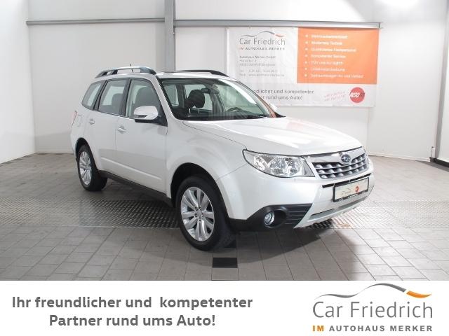 Subaru Forester 2.0 Exclusive Navi # Xenon # AHK, Jahr 2013, Benzin