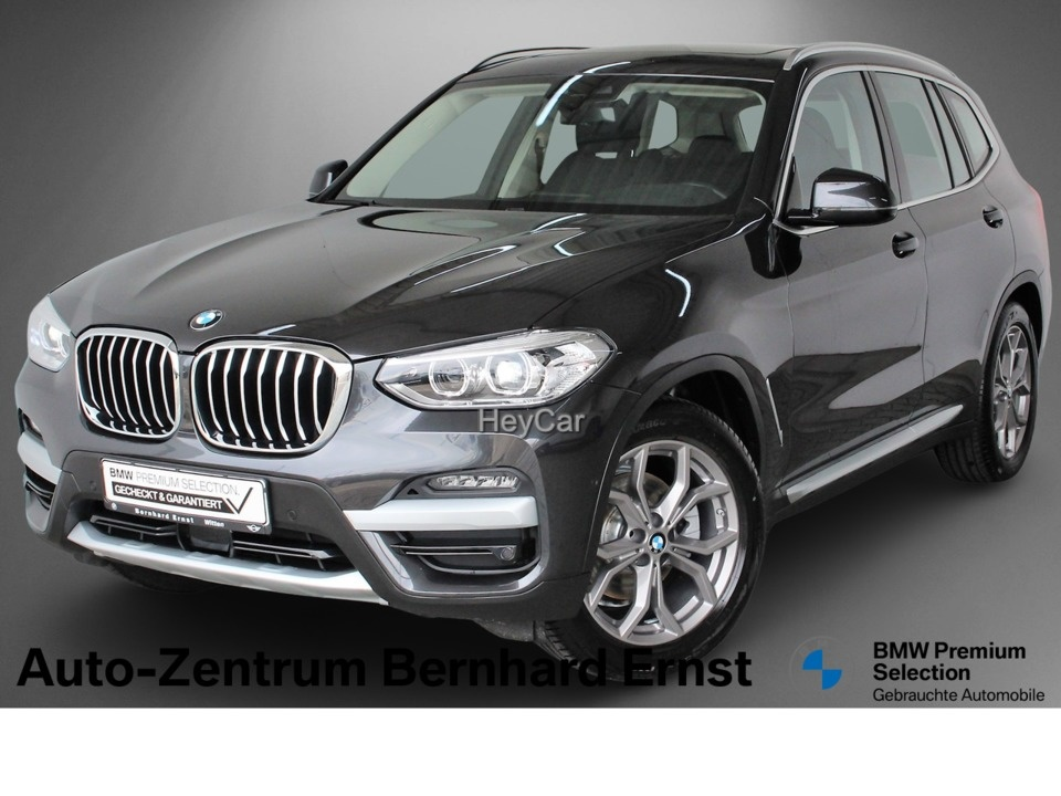 BMW X3 xDrive20d Luxury Line Aut AHK HuD Pano, Jahr 2020, Diesel