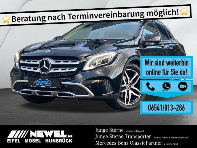 Mercedes-Benz GLA 220 AMG 4M *URBAN*SHZ*NAVI*LED*EASY-PACK**, Jahr 2018, Benzin
