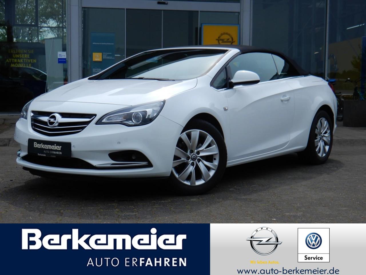 Opel Cascada 1.4 Turbo Edition/Sitzheizung/18 Zoll, Jahr 2013, Benzin