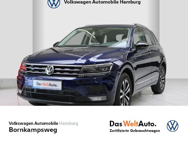 Volkswagen Tiguan 1,5 TSI IQ.DRIVE DSG KLIMA/NAVI/PDC, Jahr 2020, Benzin