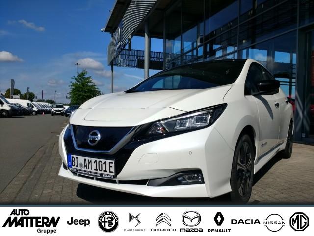 Nissan Leaf Nissan Leaf 40kW N-Connecta Winterpaket LED, Jahr 2019, Elektro