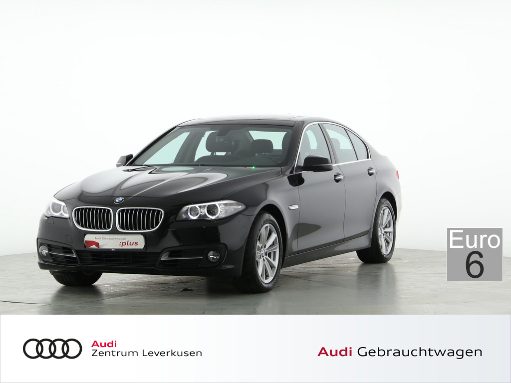 BMW 520dA, Jahr 2014, Diesel