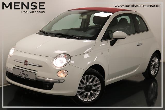 Fiat 500 1.2 Lounge Klima CD-Player Chrom-Paket, Jahr 2015, Benzin
