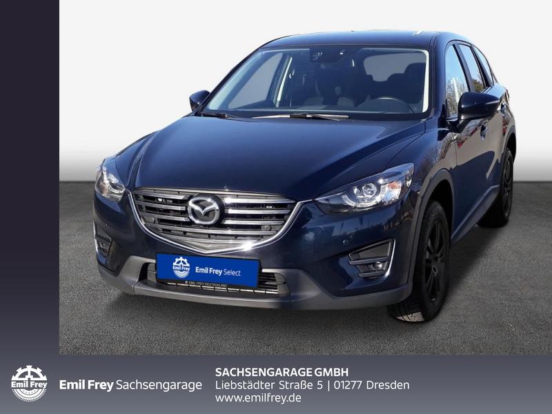 Mazda CX-5 SKYACTIV-D 150 Nakama Navi Voll-LED RFC, Jahr 2017, Diesel