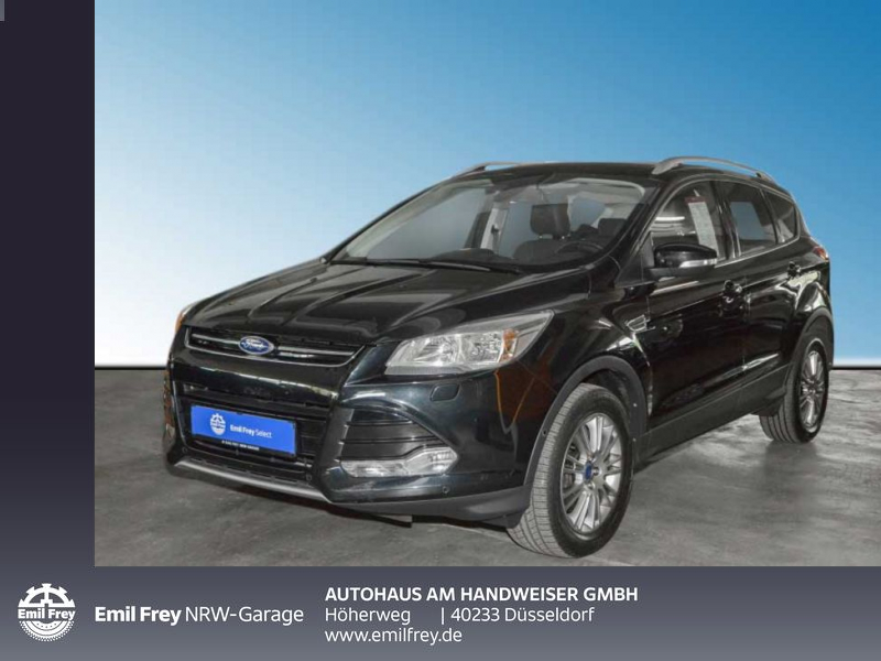Ford Kuga 2.0 TDCi 2x4 Titanium, AHK,Easy-Driver-Paket plus, Jahr 2014, Diesel