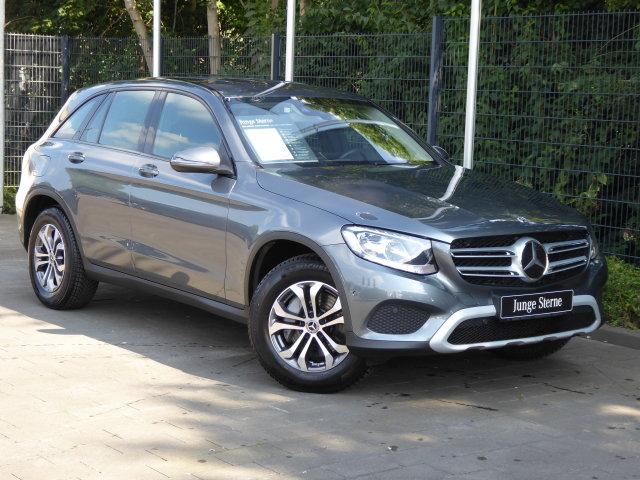 Mercedes-Benz GLC 250 d 4M COMAND AHK Distronic Kamera Spur-A, Jahr 2018, Diesel