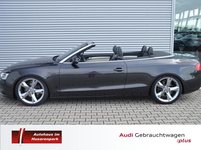Audi A5 Cabriolet 1.8 TFSI +EXCLUSIVE, NAVI,LEDER+, Jahr 2014, Benzin