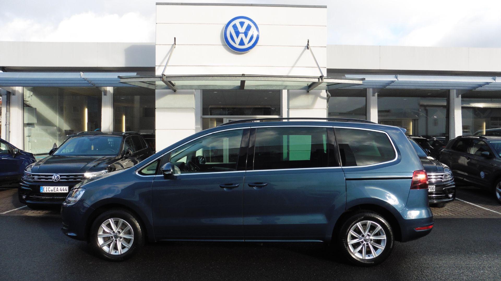 Volkswagen Sharan Comfortline 7Sitze,Navi,PDC,Klima,LM, Jahr 2016, Diesel