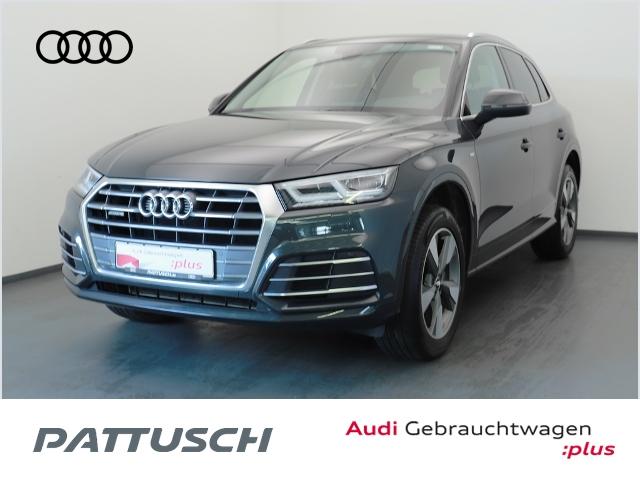 Audi Q5 2.0 TDI Sport quattro S line Navi AHZV, Jahr 2019, Diesel