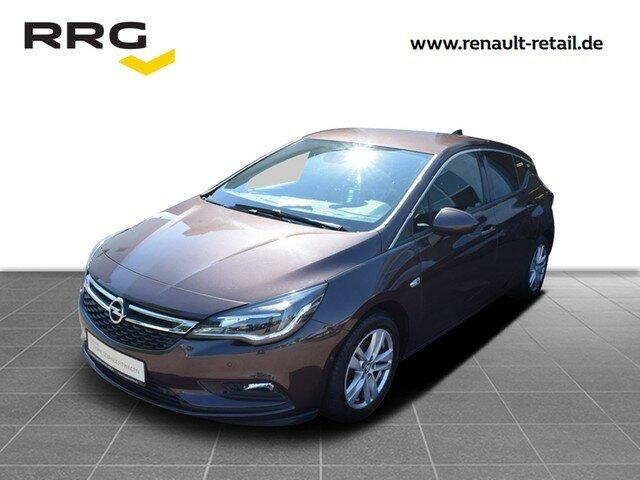 Opel ASTRA K 1.6 CDTI INNOVATION Limousine, Jahr 2017, Diesel