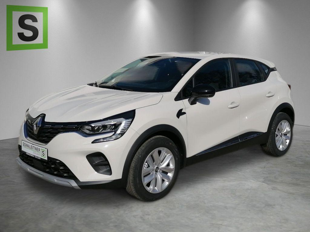 Renault Captur TCe 100 EXPERIENCE, Jahr 2020, Benzin