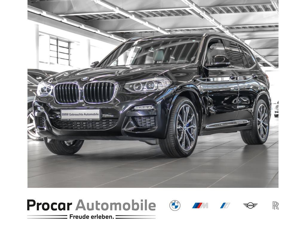 BMW X3 xDrive30i M Sport Head-Up H/K Pano Standhzg., Jahr 2018, Benzin