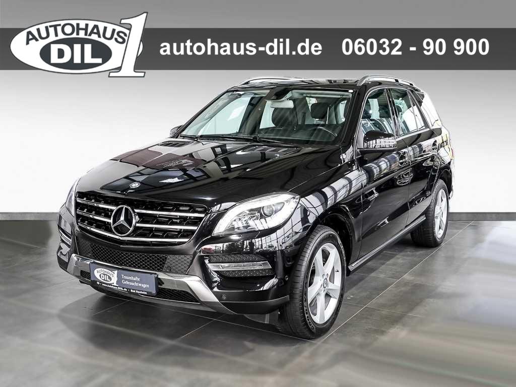 Mercedes-Benz ML 250 BlueTEC 4MATIC 7G-TRONIC *Schiebedach*, Jahr 2014, Diesel