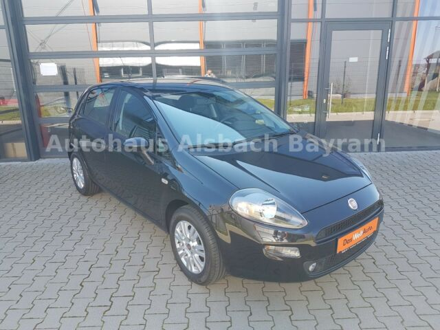 Fiat Punto -Lounge- 1.2 8V *5-Türer*Klima*Audio*, Jahr 2014, Benzin