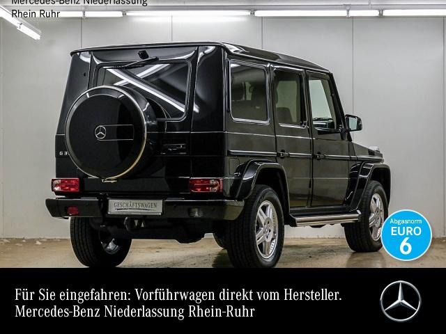 Mercedes-Benz G 350 d PARKASS., Jahr 2017, Diesel