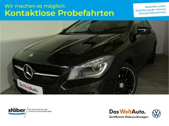 Mercedes-Benz CLA 180 Shooting Brake Navi+StandHZG+Xenon+LM+Parklenkass.+El. Heckklappe, Jahr 2016, Benzin